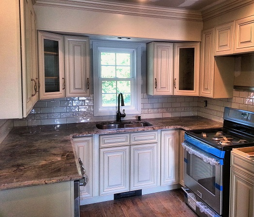 Kitchen remodel in Farmingdale NY