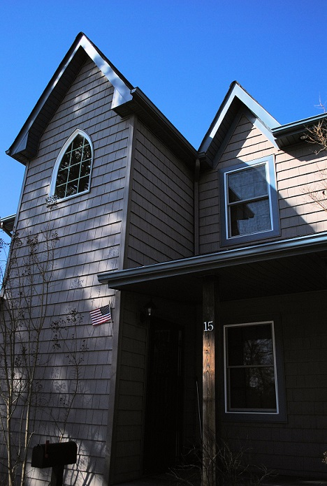 Amityville Siding Remodel